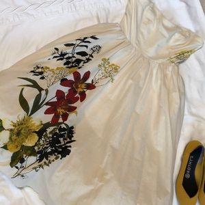 Anthropology Moulinette Soufflé Dress